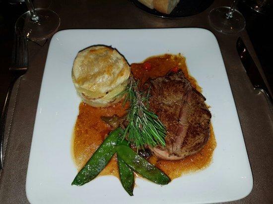 Restaurant Le Plaza La Paillotte