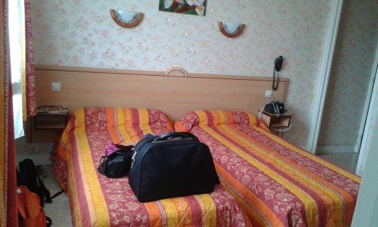 Hotel du Haut Marais: une chambre