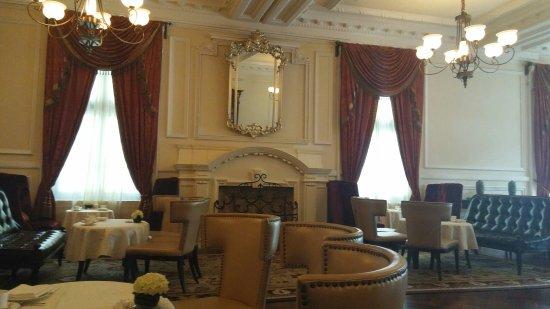 Salon de Ville at Waldorf Astoria Shanghai on the Bund
