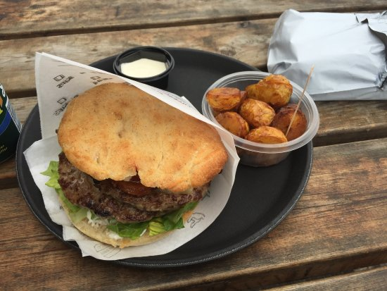 juicy burger kødbyen menu