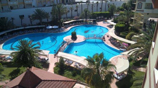 Nova Park Hotel Bild