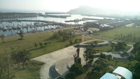 Blue Ocean Hotel: Nice view