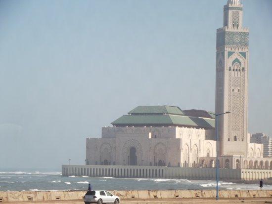 Casablanca, Marrocos:  Moschea di Hassan II