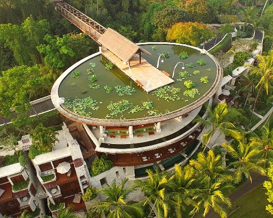 Four Seasons Resort Bali at Sayan: Resort's Overview