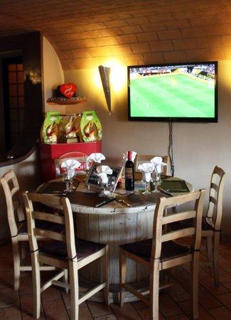 Nerone Ristorante Italiano: L'Euro 2016 au Nerone