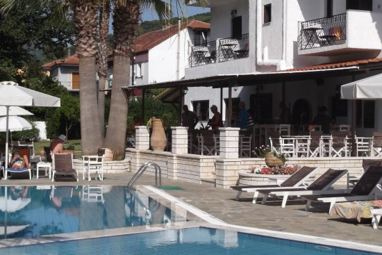 Hotel Alfa Parga Reviews