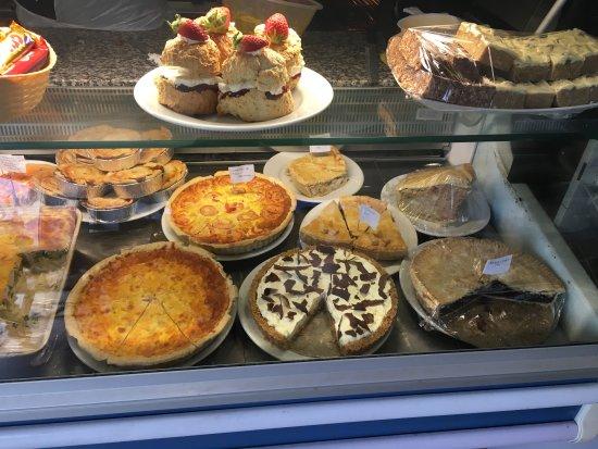 CAFE @ MARSHALLS, Berwick-upon-Tweed - Updated 2019 Restaurant