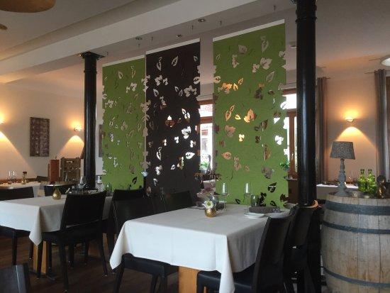 Frutigen, Schweiz: Sehr schön asiatisch schweizerisches Restaurant