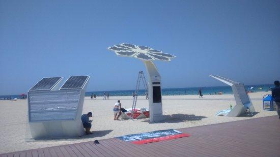 Wi Fi Hotspots Kite Beach Picture Of Kite Beach Dubai Tripadvisor