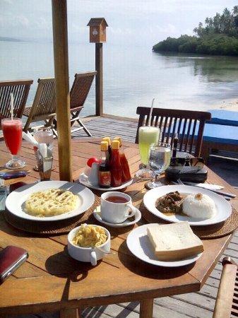 Raja Ampat Dive Lodge: Eksotika papua teada tandingannya, terbaik spot diving mansuar island, ranah tamah dr pelayanan