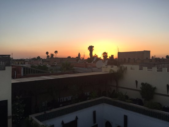 Riad Assakina: Time for sun-downers