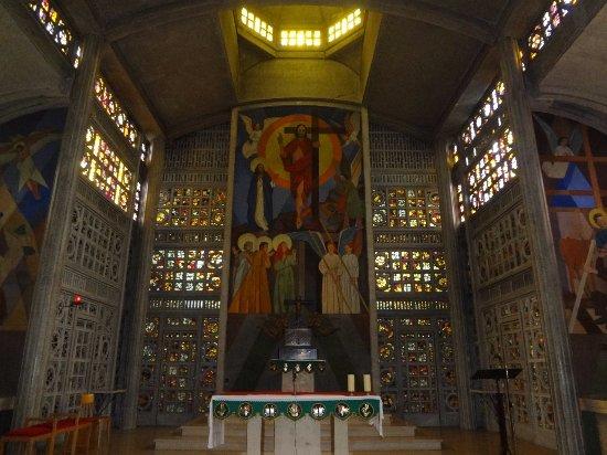 Chapelle de Montcroix