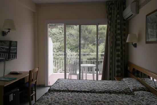 Hotel Catalonia: Room 719
