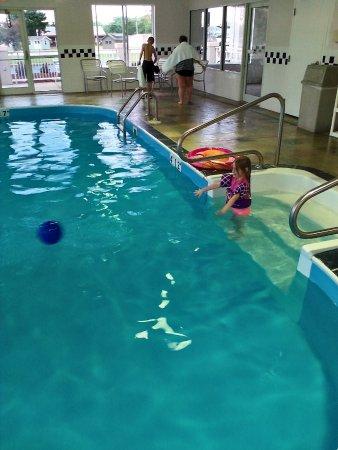 Sleep Inn & Suites: Nice indoor pool