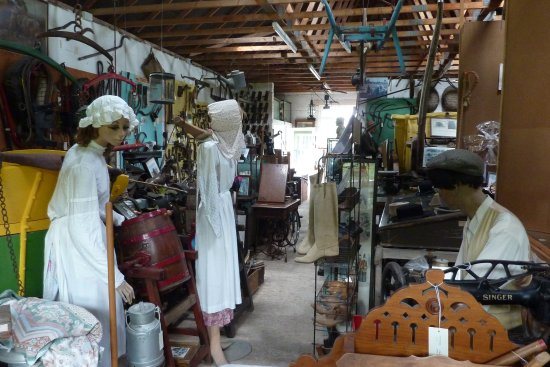 Marton Museum of Country Bygones