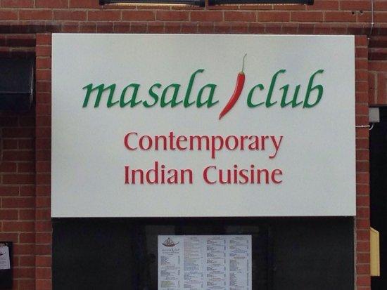 Burgess Hill, UK: Masala club...