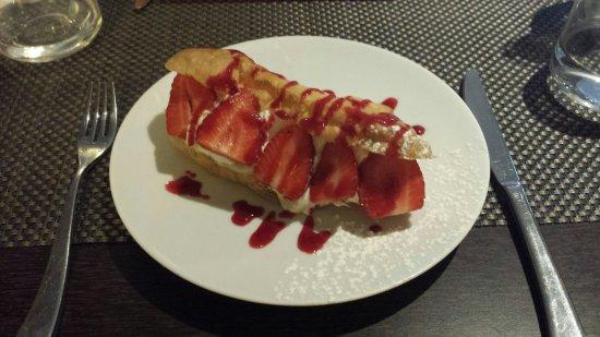 C'Comme'Ça : Éclair fraise