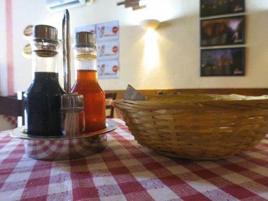 pizzeria il canniccio: still life