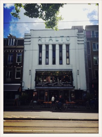 Photo of Tourist Attraction Rialto at Ceintuurbaan 338, Amsterdam 1072 GN, Netherlands
