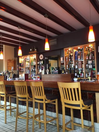 Farranfore, İrlanda: Inside the bar
