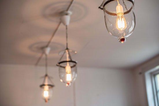 Rostanga, السويد: lamps
