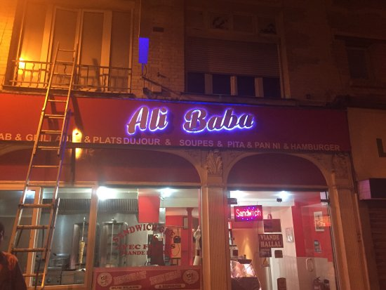 Villeneuve-Saint-Georges, France: Restaurant Ali Baba