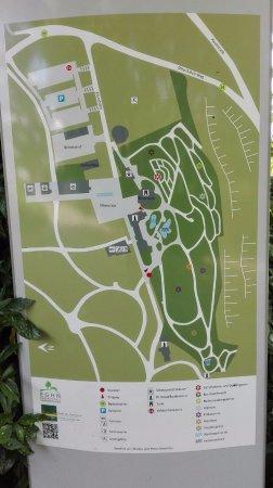 Wegweiser Picture Of Botanischer Garten Wuppertal Tripadvisor