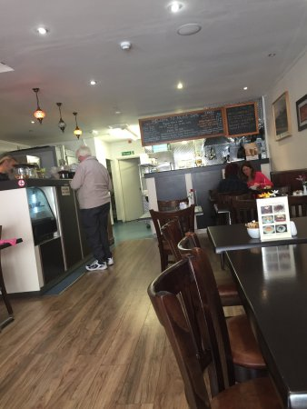 Aslans Cafe Monmouth : photo0.jpg