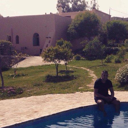 Riad Douar Des Oliviers : Supper mooie plek met super lieve mensen ik heb echt een top tijd gehad👍🏽😃