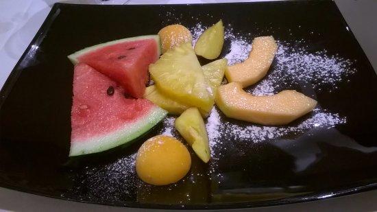 Da Nathalie: Frutta