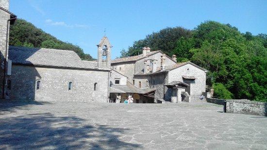 Chiusi della Verna, Italien: La Verna (Santuario Francescano)