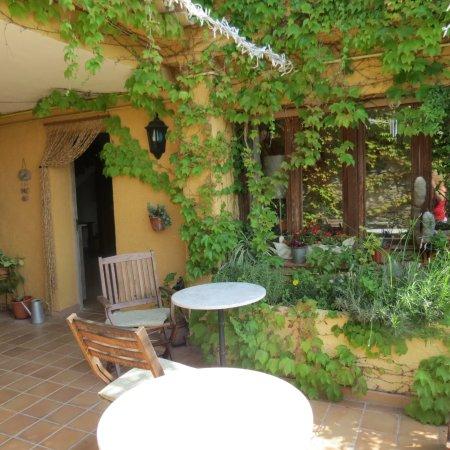 Niu de Sol - Hotel Rural: terrace