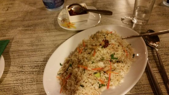Катунайака, Шри-Ланка: Dinner