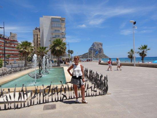 Promenade of Calpe