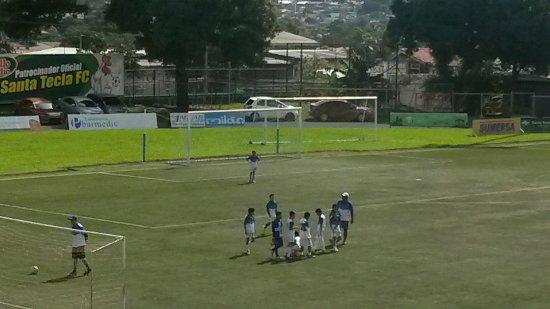 Santa Tecla, El Salvador: Estadio Las Delicias