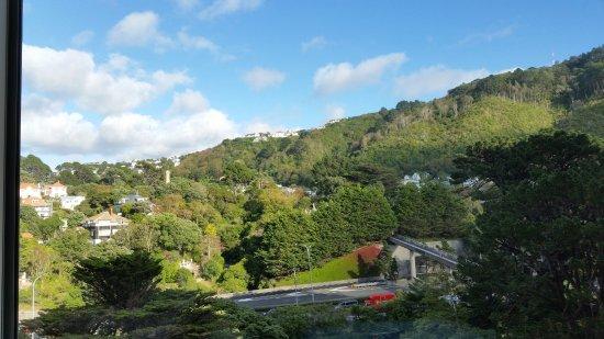بولتون هوتل: nice view to wake up to