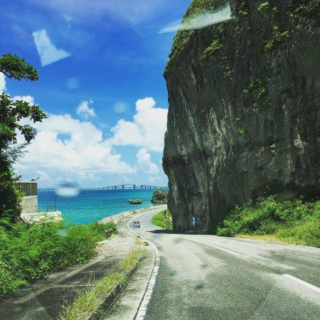 Irabu-jima Island