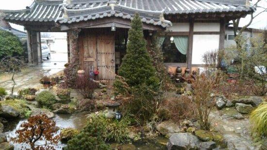 Suncheon, เกาหลีใต้: 수련산방