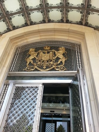 The National Museum of Art of Romania : Royal emblem