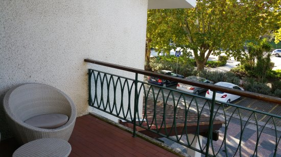 Hotel Mestre Afonso Domingues: Lovely private balcony