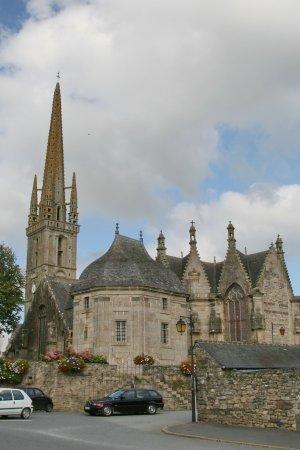 Eglise Saint-Suliau | Sizun, Finistere, Bretagne, France
