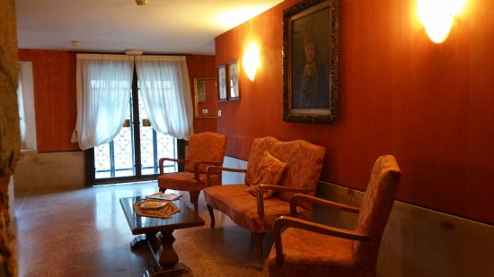 Hotel Al Sole: un autre espace repos