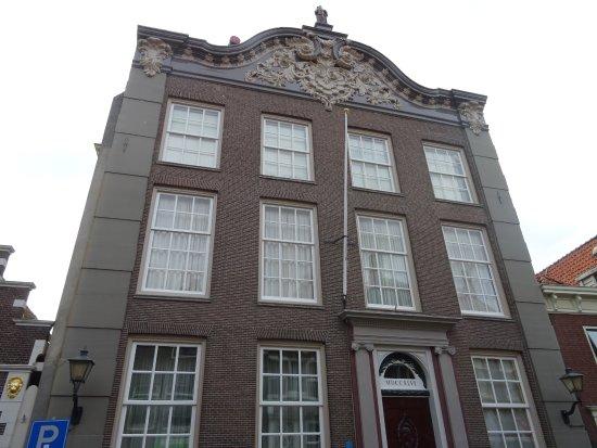 Het oude Raadshuis van Monnickendam