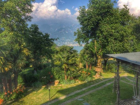 Parzanica, İtalya: Paradise on Earth
