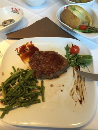 Clausthal-Zellerfeld, Alemania: Steakhouse 1961