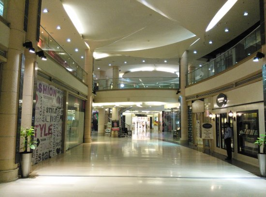 talk shopping center