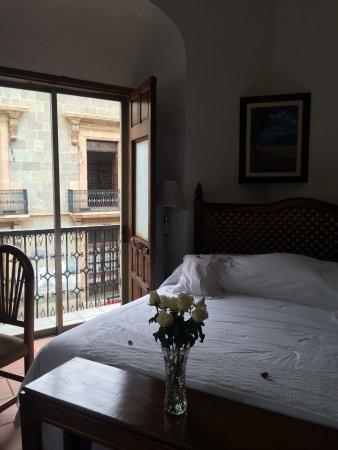 Casa de Siete Balcones: Suite en Hotel Casa Siete Balcones