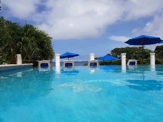 Bacolet Bay, Tobago: Bacolet Beach Club