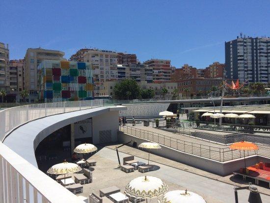 Museo Pompidou.Centre Pompidou Malaga Picture Of Centre Pompidou Malaga Malaga