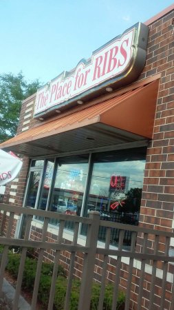 Burbank, IL: Nick's Barbecue